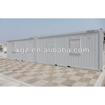 40 feet modular container house for holiday villa