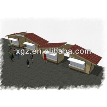 Movable Container Shop