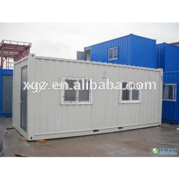 BV verified cheap steel frame container house