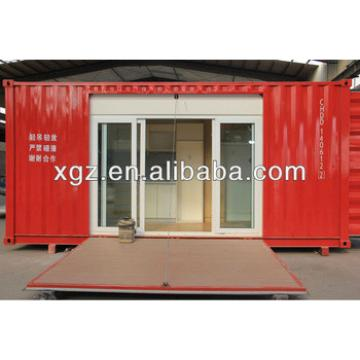 New design steel structure container house