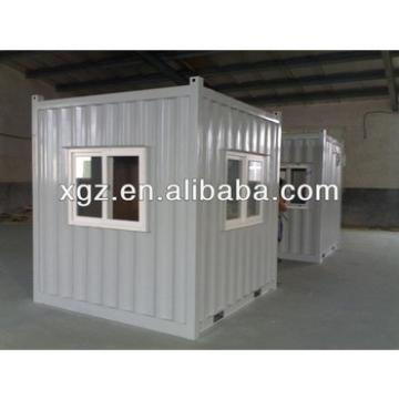 10 feet simple prefabricated container house