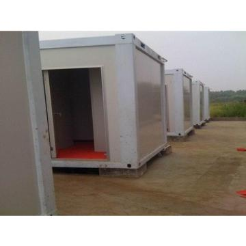 20ft container house for shower