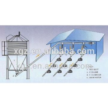 Light Steel Structure Poultry House /Chicken Shed In Africa countries
