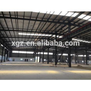 pre-engineering steel structure storage shed building