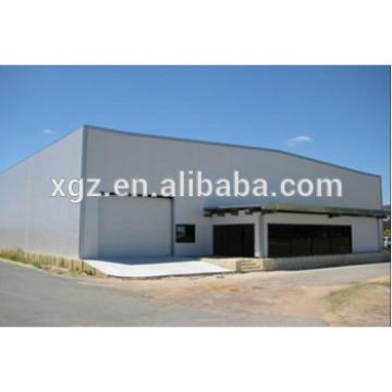 low cost prefabricated steel frame shoes warehouse building
