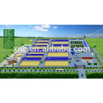 Poultry Farm House Construction