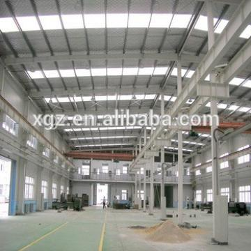 the concept of high quality steel structure building