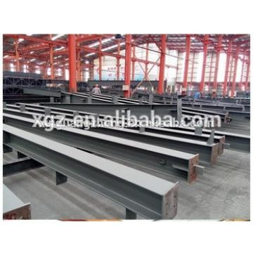 Low Cost Prefab Factory Workshop Steel Building