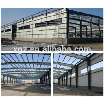 pre-engineering steel structure workshop building