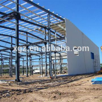 Prefabricated Welding Steel Strcuture Industrial Plants