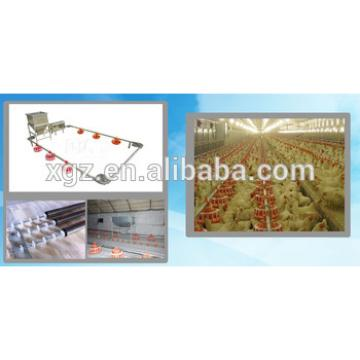 Automatic poultry farming system for chickens shed