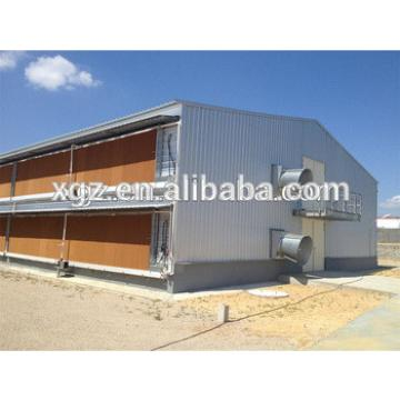 Thermal insulation sandwich panel broiler chicken shed