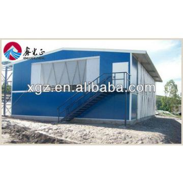 economical prefab steel structure layer chicken house in kenya