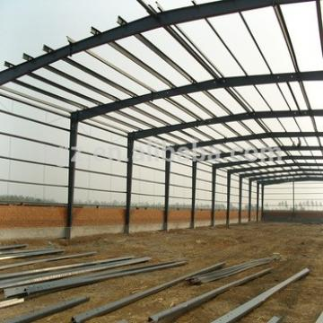 light steel structure warehouse godown