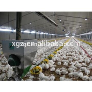 High quality Poultry Broiler and layer house