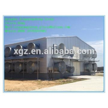 High Quality Prefabricated Chicken Shed and Chicken Farm