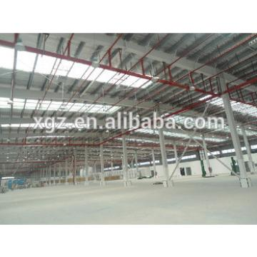 lower cost prefab Steel Structure Poultry House / Chicken House