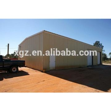 Low Cost Steel Prefabricated Storage Shed For Sale