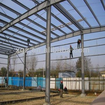 Steel structure frame warehouse project