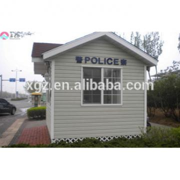 Light steel structure prefab villa/Guard box