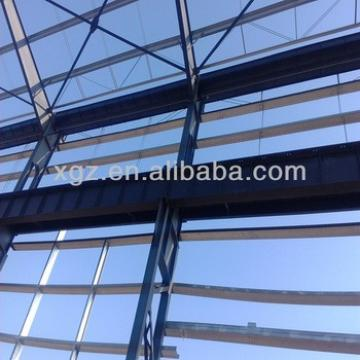 China cheap steel structure frame construction
