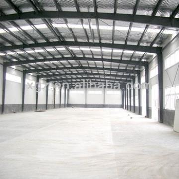 warehouse workshop steel construction