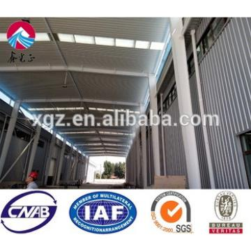 Steel Structure Prefabricated Sheds And Workshops Construction