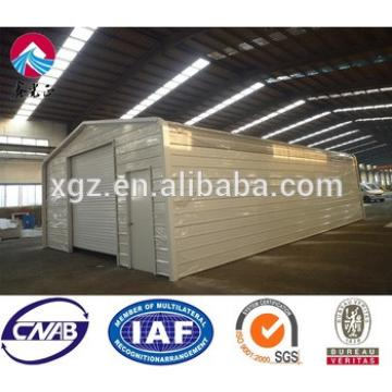Steel Frame Steel Structure Prefabricated Storage Shed