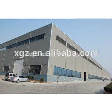 Low Cost Light Steel Structure Project From China