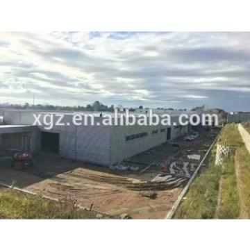 Steel Structure Warehouse Prefabricated Light Steel Construction Production Hall