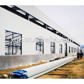 Prefabricated Building Steel Structure Warehouse