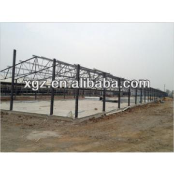 steel structure roof for poultry house