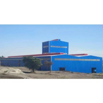 Professional design and light Steel structure warehouse /workshop