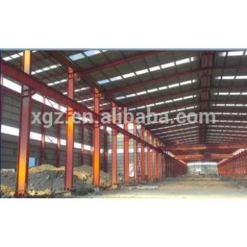 china factory make steel structure building/warehouse/workshop/hangar