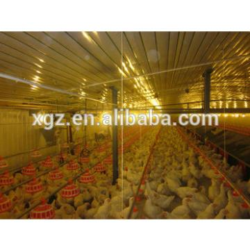 poultry breeder houses