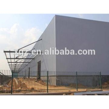 Light Steel Prefabricated Structural Steel Project