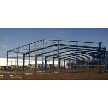 prefab warehouse ready made steel structure