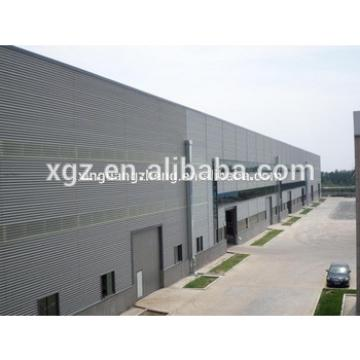 Fabrication Prefab Steel Structure Building For Workshop