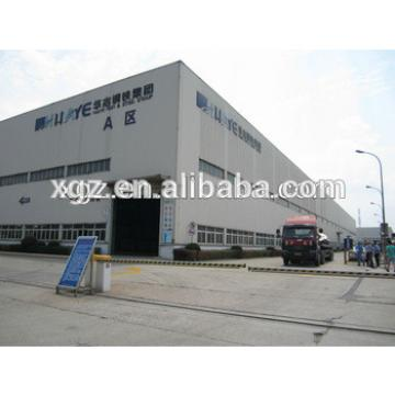 Cheap Prefabricated Steel Structure Warehouse South Africa