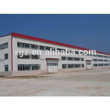 lightweight steel structural construction materials transit warehouse