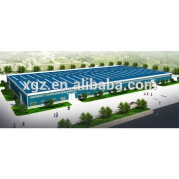 steel structure building warehouse