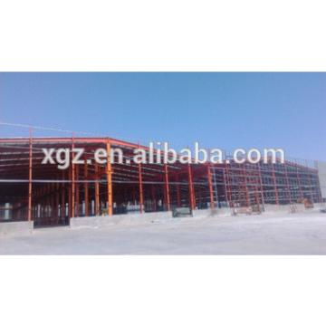 prefabricated structural steel warehouse logistics
