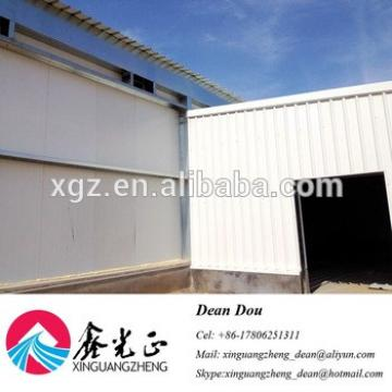 Auto-Control Machine Equipments Steel Structure Poultry Farming House Design Supplier China
