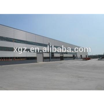 Prefabricated warehouse steel structure