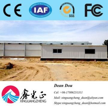 Auto-Control Machine Equipments Steel Structure Poultry Farm Chicken House
