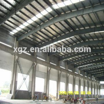 warehouse costs as a steel beam and column