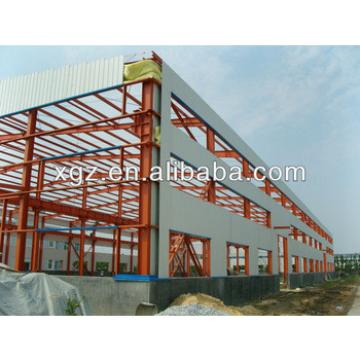 turnkey plant steel structure projects