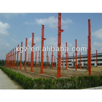 steel formwork structure warehouse