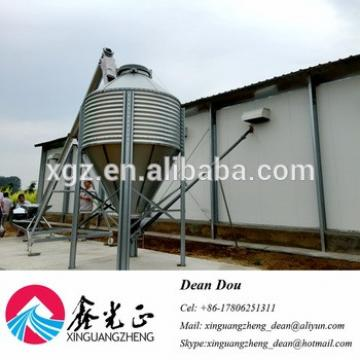Auto-Control Machine Equipments Steel Structure Poultry Farming House Design Manufacturer