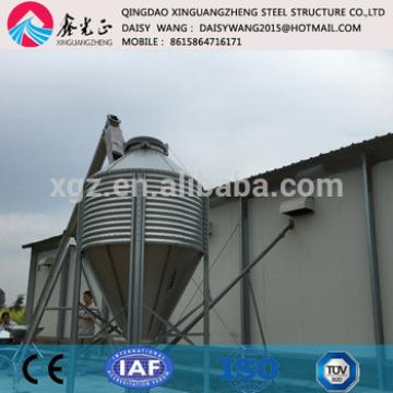Modern automatic steel layer egg chicken house and cage